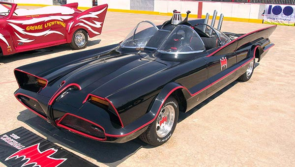 Batman - Batmobile 1960s