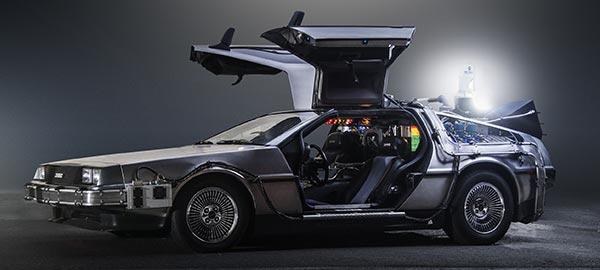 Retour vers le Futur - DeLorean 1981