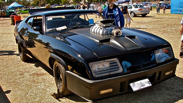 Mad Max - Ford Falcon 1973