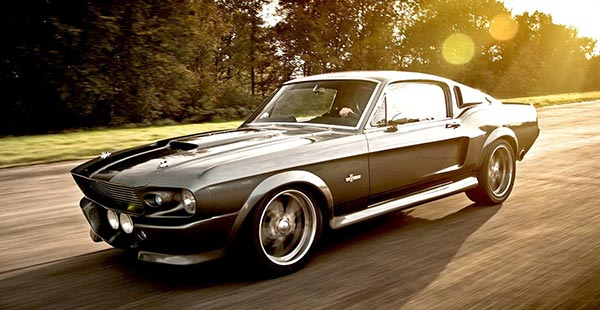 Eleanor - Ford Mustang Sherlby GT500 1967