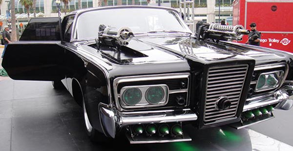 Green Hornet - Imperial Crown 1966
