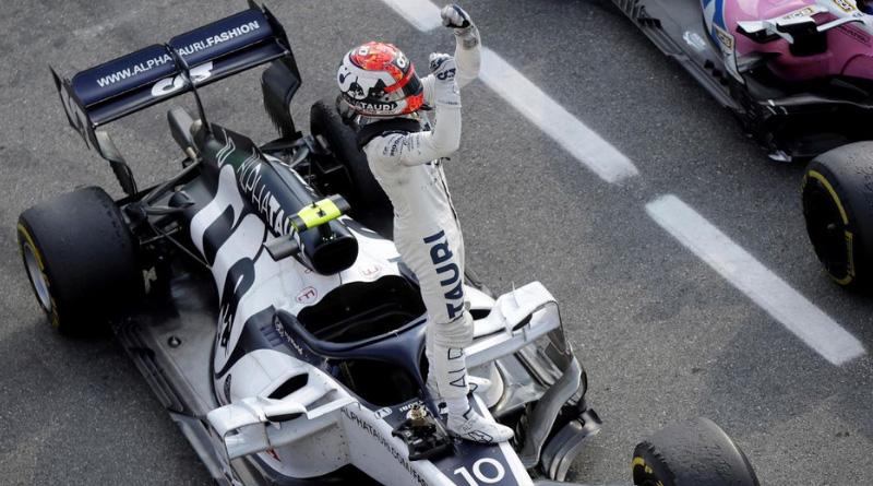 News Sportives - Grand Prix d'Italie 2020