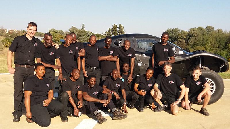 Century Manufacturing Team, Century Racing Ltd