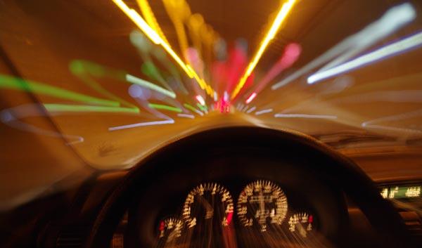 Alcool effet sur la conduite