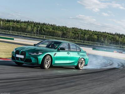 Competition BMW M3 et M4
