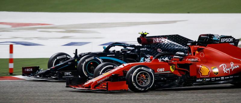 News Sportives - Grand Prix de Barheïn