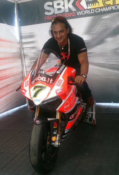 Interview Ruben Bacha, Directeur de Ruben Racing Ltd