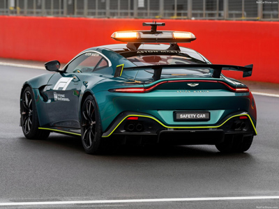 Aston Martin Vantage F1 Safety Car