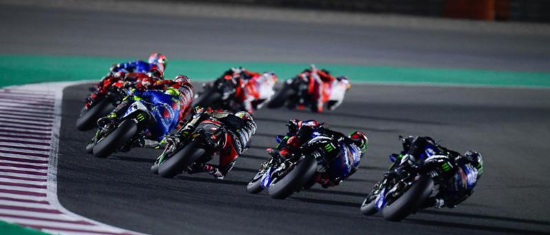 News Sportives - Moto Grand Prix de Doha 2021
