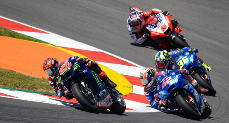 News Sportives - Moto Grand Prix du Portugal 2021