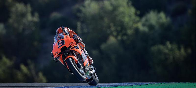 News Sportives - Moto Grand Prix d'Espagne 2021