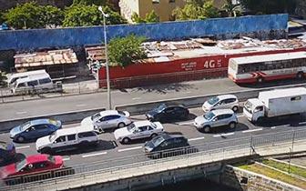 Vehicles in Mauritius