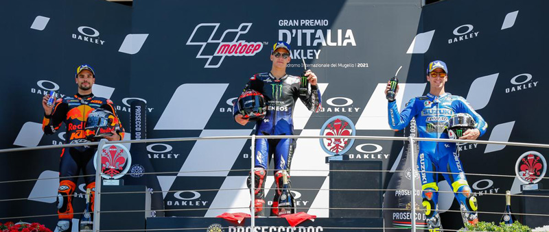 News Sportives - Moto Grand Prix d'Italie 2021