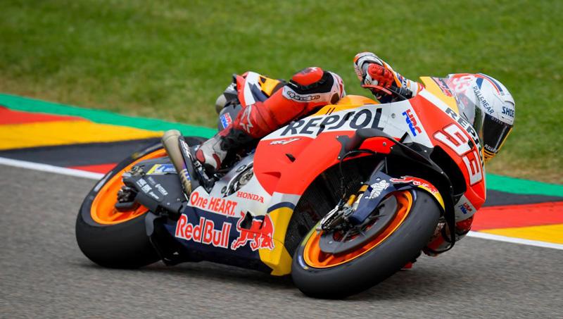 News Sportives - Moto Grand Prix d'Allemagne 2021