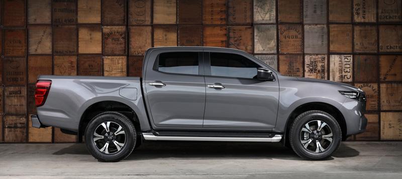 Axess Ltd dévoile la toute nouvelle Mazda BT-50