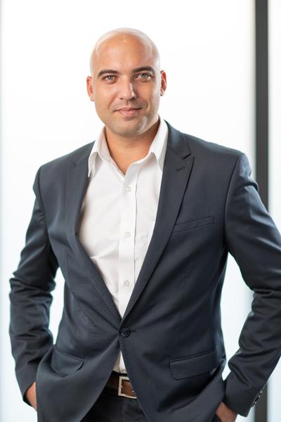 Jason McIntyre, Sales Manager Volvo Cars Mauritius