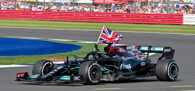 News Sportives - Grand Prix de Grande Bretagne 2021