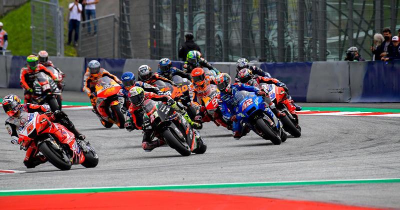 News Sportives - Moto Grand Prix de Styrie 2021