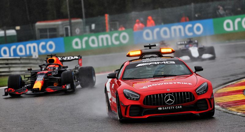 News Sportives - Grand Prix de Belgique 2021