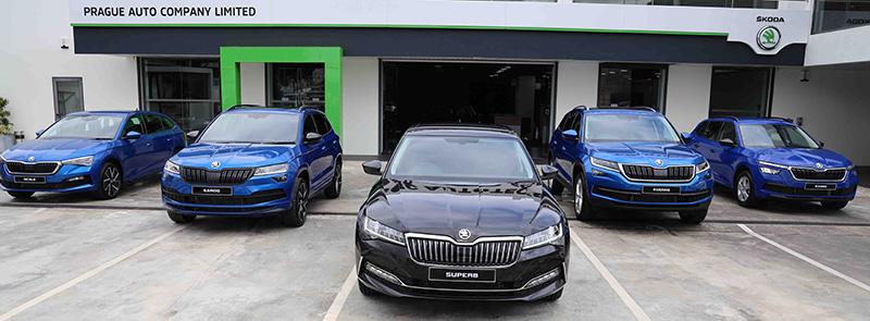ABC Automobile décroche la représentation de la marque Skoda