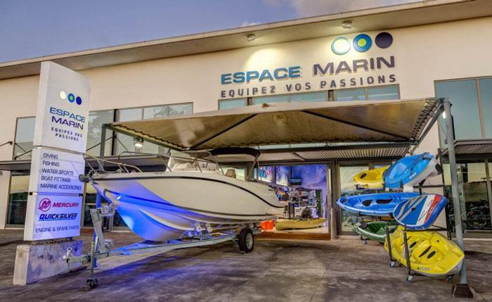 Espace Marin Showroom