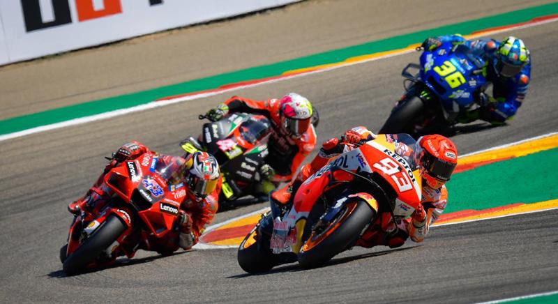 News Sportives - Moto Grand Prix d'Aragon 2021