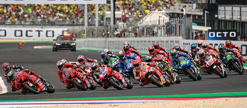 News Sportives - Moto Grand Prix de Saint Marin 2021