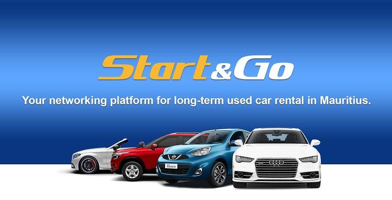 Start & Go: Location longue durée de voiture d'occasion à Maurice