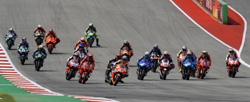 News Sportives - Moto Grand Prix des Amériques 2021