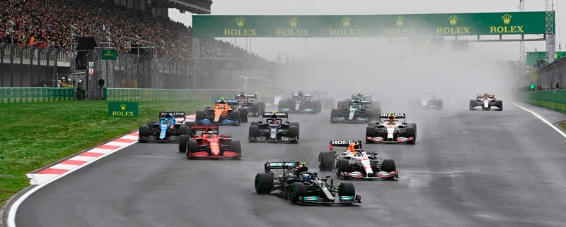 News Sportives - Grand Prix de Turquie 2021