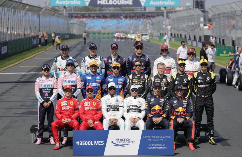 News Sportives - Grand Prix Australie