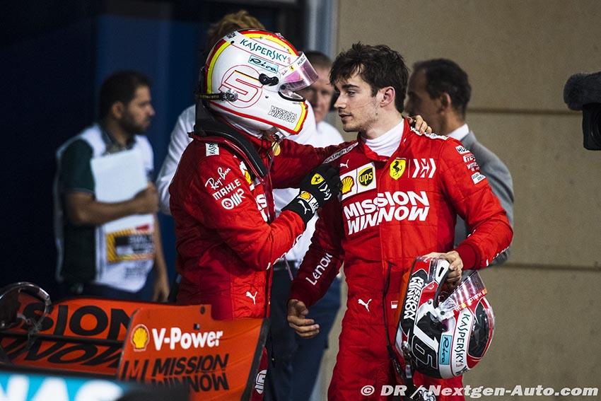 News Sportives - Grand Prix Bahrein
