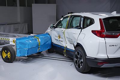 Derniers résultats EuroNCAP - Crash Test