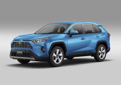 All-New Toyota RAV4