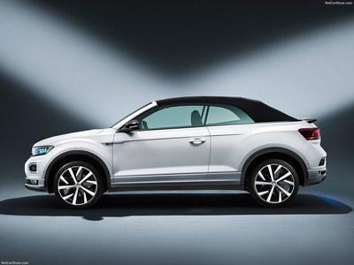 VW T-ROC Cabriolet : concept très hybride