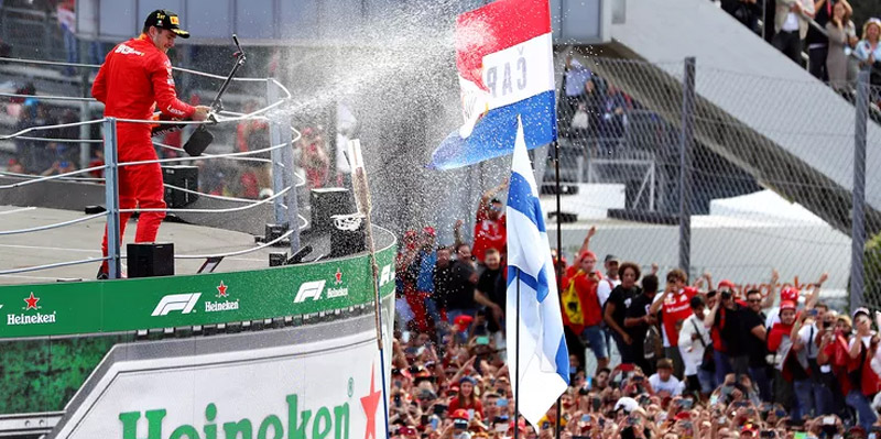 News Sportives - Grand Prix Italie