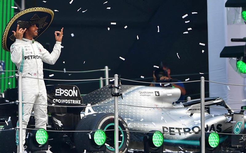 News Sportives - Grand Prix du Mexique