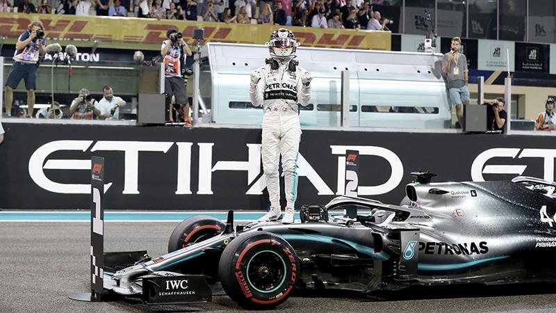 News Sportives - Grand Prix d'Abu Dhabi 2019