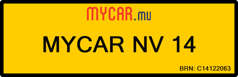Vehicle Registration Information in Mauritius