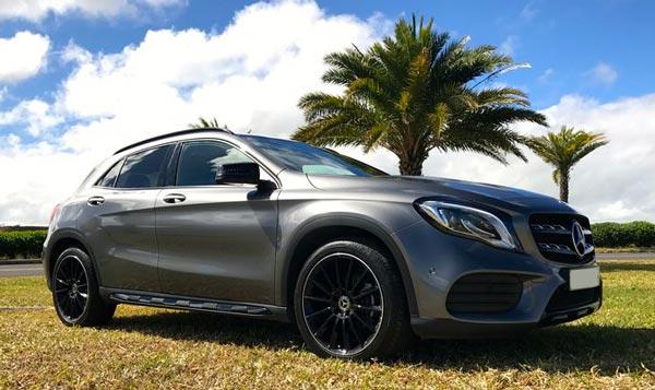 CFAO Motors, Mercedes GLA-Class