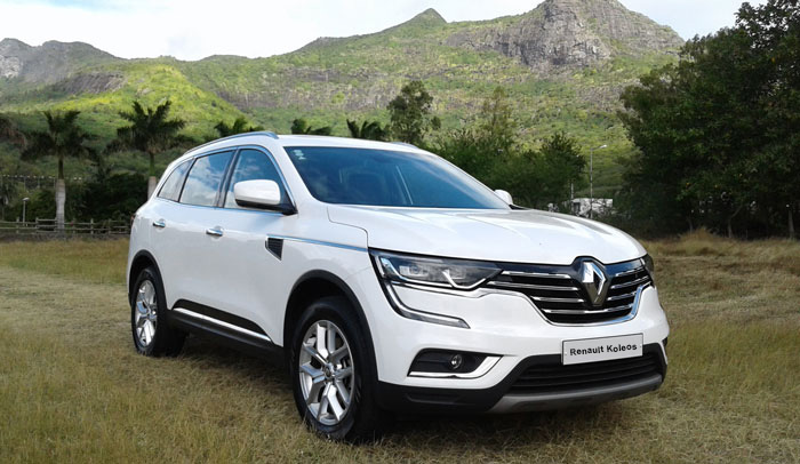 Leal & Co. Ltd, Renault Koleos