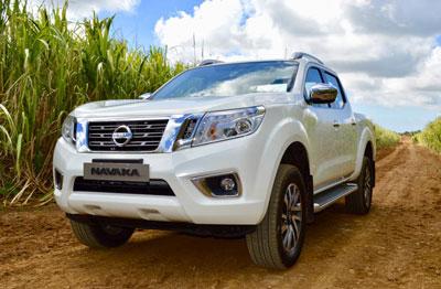 ABC Motors, Nissan Navara