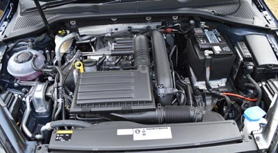 CFAO Motors, Volkswagen Golf