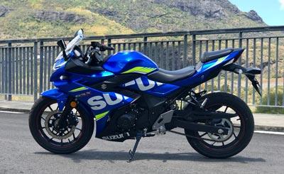 Emcar Co. Ltd, Suzuki GSX 250R