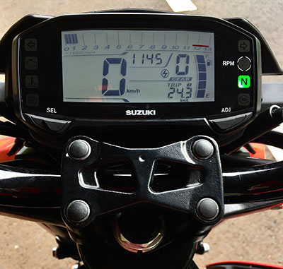 Emcar Co. Ltd, Suzuki GSX S125