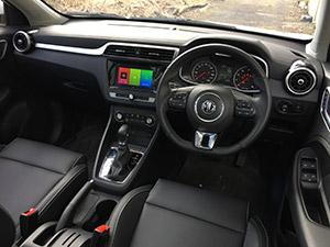 Autonexx, MG ZS