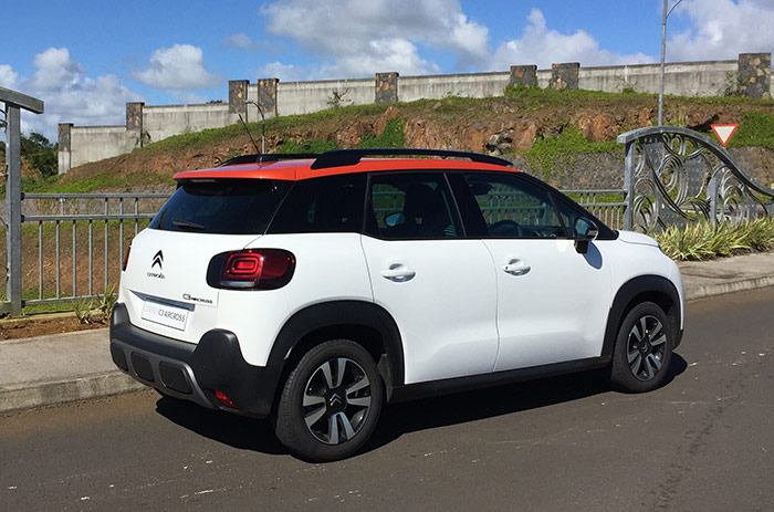 Axess Ltd, Citroen C3 Aircross