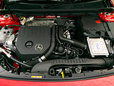 CFAO Motors, Mercedes Benz A200