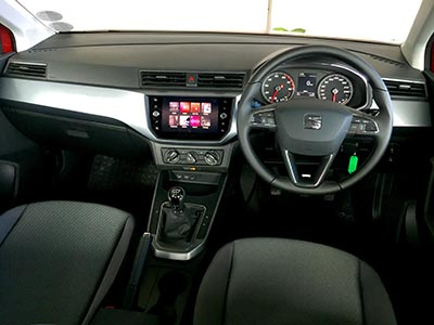 Allied Motors Ltd, Seat Arona