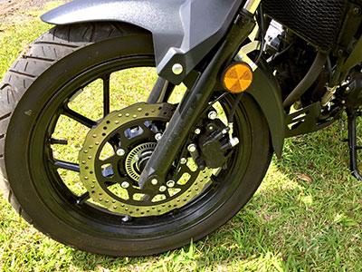 Emcar Ltd, Suzuki V-Strom 250